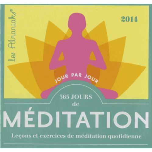 Les Almanaks® 365 jours de méditation