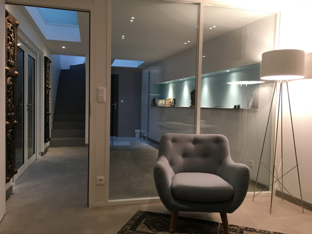 Cabinet et espace détente - Au Coeur De L'humain