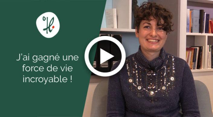 Témoignage Aurore - Séminaire Projet de vie