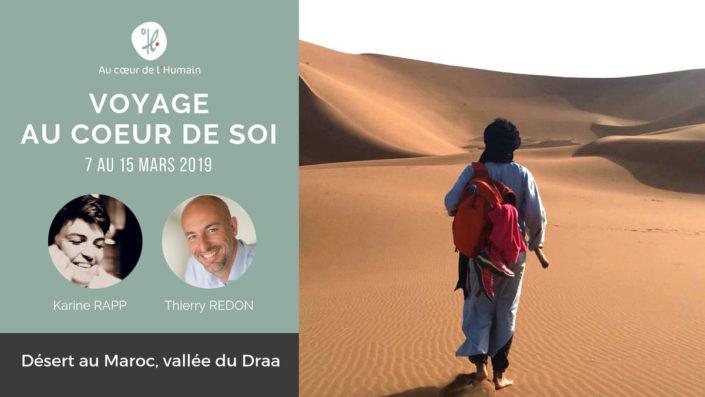 Voyage au coeur de soi par Thierry REDON et Karine RAPP