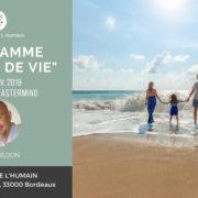 Programme Projet de Vie - Novembre 2019