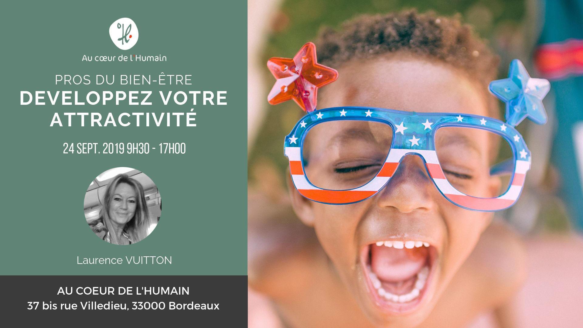 Formation - Développez votre attractivité